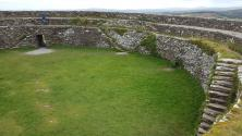 Grianan of Aileach in County Donegal